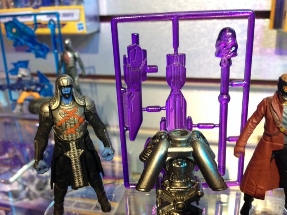 Ronan the Accuser Action Figure (Hasbro Guardians of the Galaxy)   Toy Fair 2014