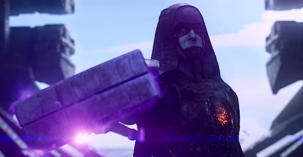 Ronan the Accuser in Guardians of the Galaxy Guardians of the Galaxy TV Trailer; Lee Pace Talks Ronan the Accuser