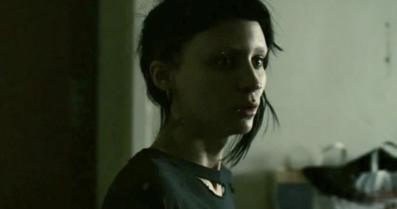 Rooney Mara in The Girl With the Dragon Tattoo Full Girl With the Dragon Tattoo Trailer Is Fantastic