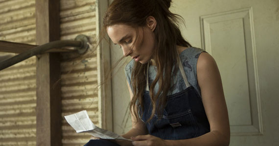 Rooney Mara Aint Them Bodies Saints 'Ain't Them Bodies Saints' Interview: Rooney Mara's Repertoire Continues to Grow