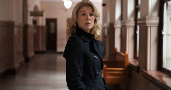 Rosamund Pike Gone Girl Movie News Wrap Up: Poltergeist Remake, Interstellar Cast, Finchers Gone Girl & More