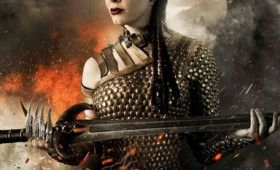 Rose McGowan as Marique in Conan the Barbarian 280x170 New Battle Happy Conan the Barbarian Character Posters