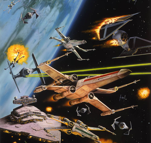 Rouge Squadron Movie 10 Star Wars Spin off Films We Want to See