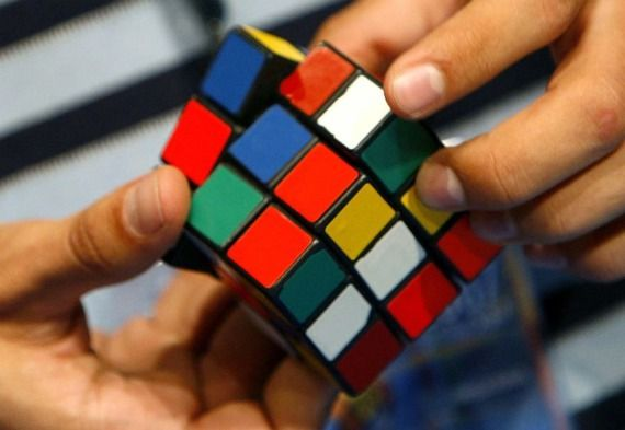 Rubiks Cube movie in the works Rubiks Cube Movie In the Works
