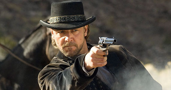Russell Crowe The Dark Tower Can Russell Crowe Sway Warner Bros. Into Greenlighting The Dark Tower?