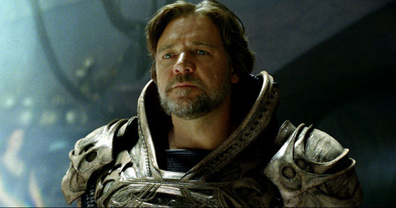 Russell Crowe as Jor El in Man of Steel Why Justice League Could (Still) Be DCs Next Big Movie