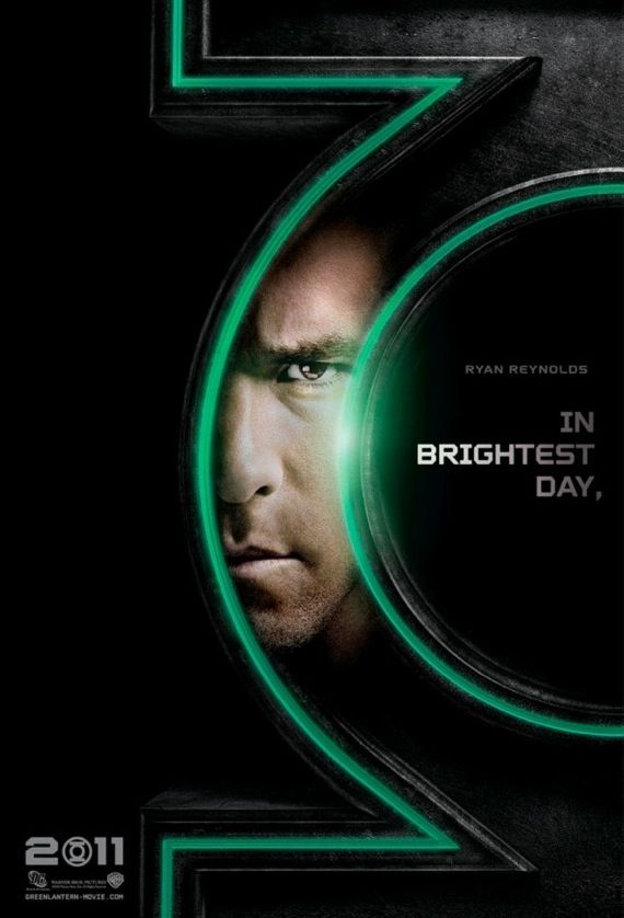 Ryan Reynolds as Green Lantern New Green Lantern Movie Posters