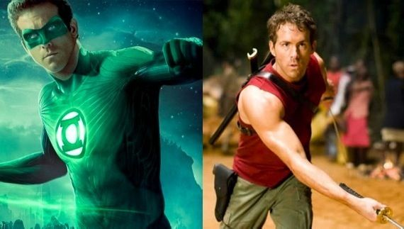 Ryan Reynolds talks Green Lantern and Deadpool movie Ryan Reynolds Defends Green Lantern Costume, Says Deadpool Still Alive