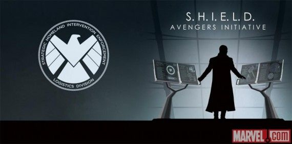 SHIELD Art Phase One Avengers 570x281 Joss Whedon To Write & Direct ABCs SHIELD TV Pilot