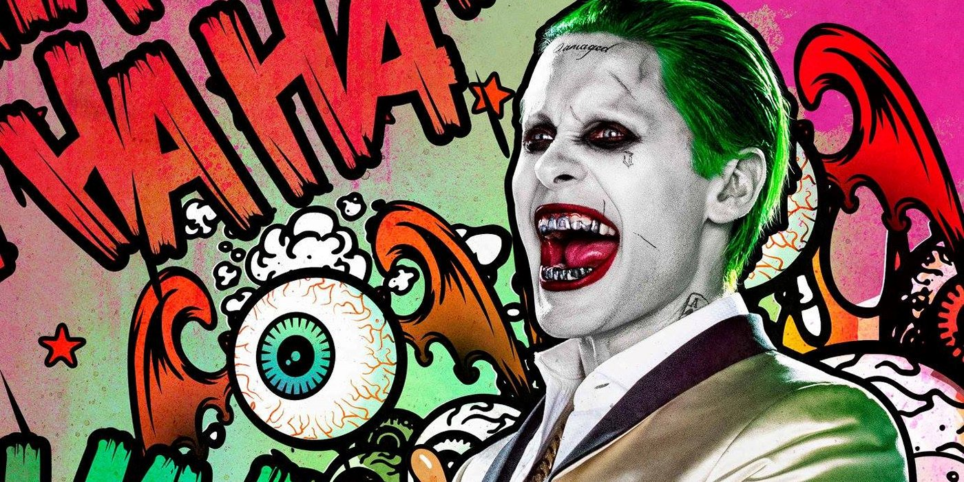 suicide squad the comics that inspired jared leto s joker. Black Bedroom Furniture Sets. Home Design Ideas