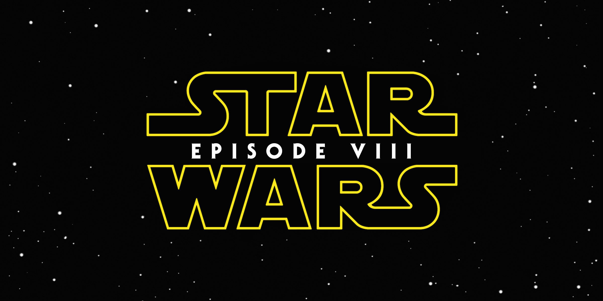 STAR WARS 8 Logo Star Wars: John Boyega Says Episode 8 Is Darker, Bigger
