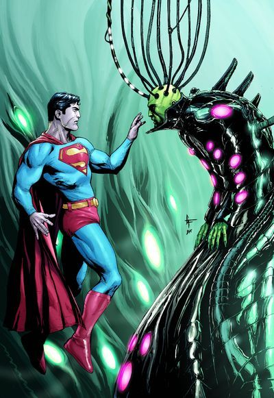 SUPERMAN BRAINIAC HC Chris Nolan Talks Superman Reboot & Batman 3