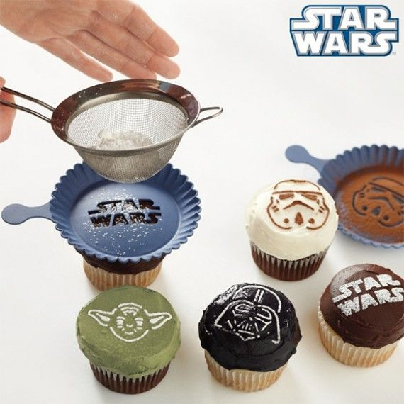 SW Cupcake Stencils 570x570 SR Geek Picks: Marvel Movie Timeline, UK Avengers & More!