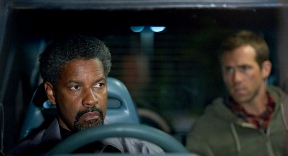 Safe House Starring Denzel Washington and Ryan Reynolds Review Safe House Review