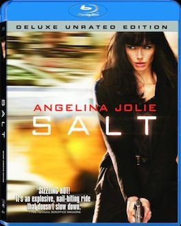 Salt DVD Blu ray box art DVD/Blu ray Breakdown: December 21st, 2010