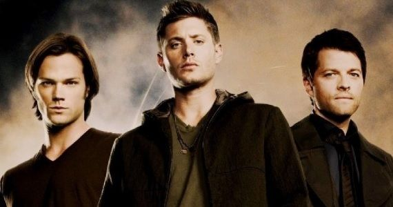 Sam Dean and Cas in Season 9 of Supernatural Supernatural Spin Off in Development at The CW   Will It Work?