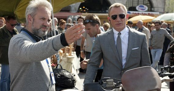 Sam Mendes Directing James Bond 24 Sam Mendes Still Undecided About Directing James Bond 24