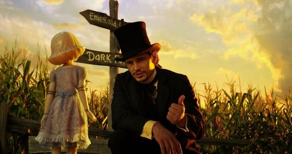Sam Raimi Oz the Great and Powerful Interview No Dorothy in Oz the Great and Powerful Sequel; WB Developing New Oz TV Series