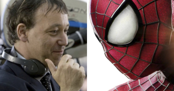 Sam Raimi Talks Amazing Spider Man Sam Raimi Reflects on World of Warcraft, Spider Man 4, & Anne Hathaway as Black Cat