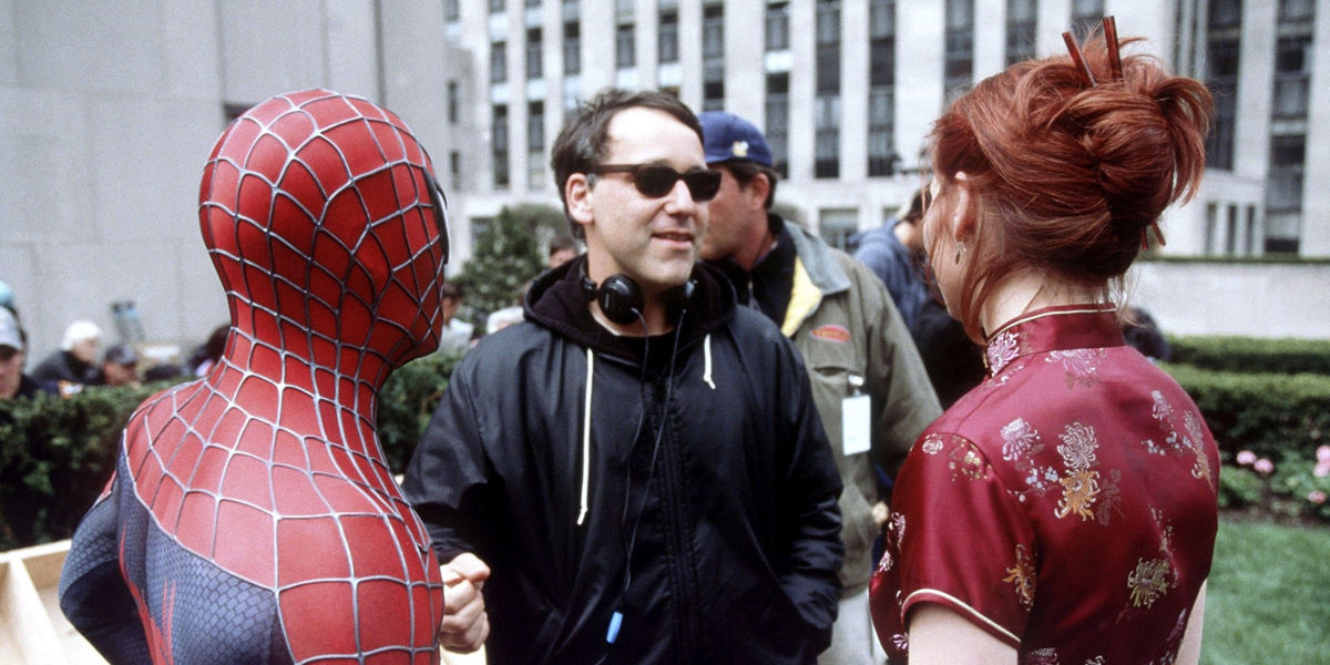 Sam Raimi Directed Spider Man
