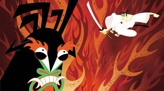 Samrai Jack Movie Tarsem Singh Immortals Director Interested in Samurai Jack Movie