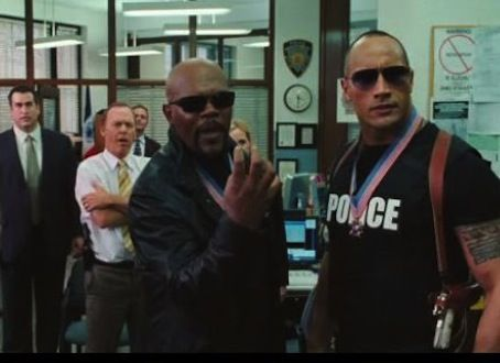 Samuel L. Jackson Dwayne Johnson The Other Guys Hilarious The Other Guys Trailer