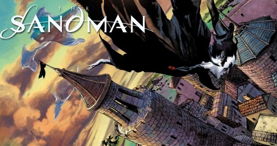 Sandman Comic Movie Update The Sandman Movie Finds a Screenwriter in Jack Thorne