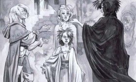 Sandman TV Series Pitch Art 280x170 Neil Gaimans Sandman Movie Pitch Art