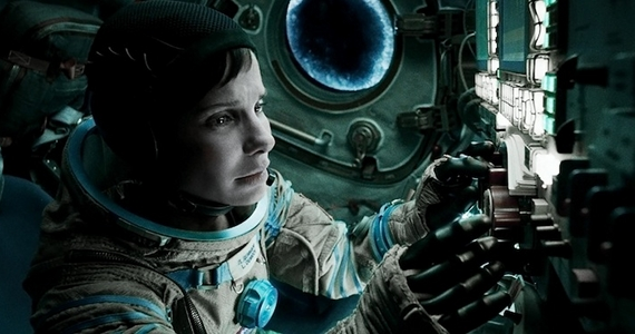 Sandra Bullock in Gravity2 Gravity Review