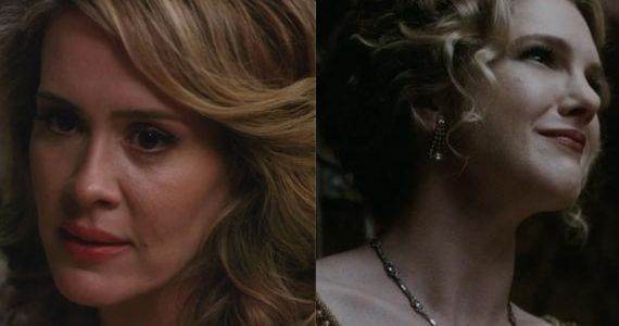 Sarah Paulson and Lily Rabe American Horror Story Season 2 FX Three More Actors Return For American Horror Story Season 2
