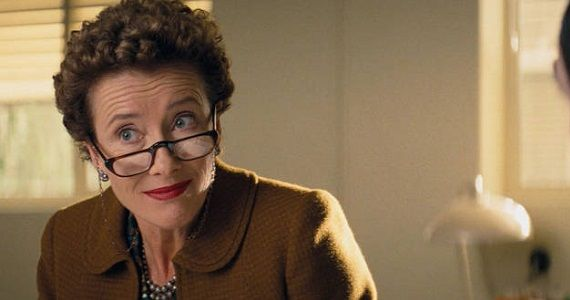 Saving Mr Banks Thompson Saving Mr. Banks Featurette: Getting To Know P.L. Travers