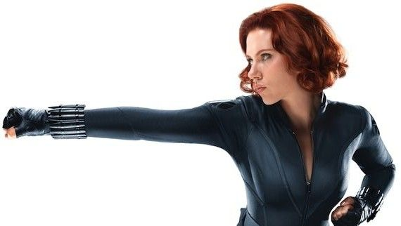 Scarlet Johannson as Black Widow 570x322 Scarlett Johanssons Pregnant   What Does This Mean for The Avengers: Age of Ultron?