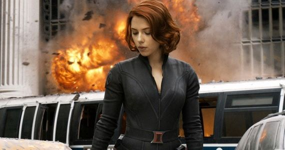 Scarlett Johansson in The Avengers Joss Whedon Talks Female Superheroes; Expects RDJ in The Avengers 2