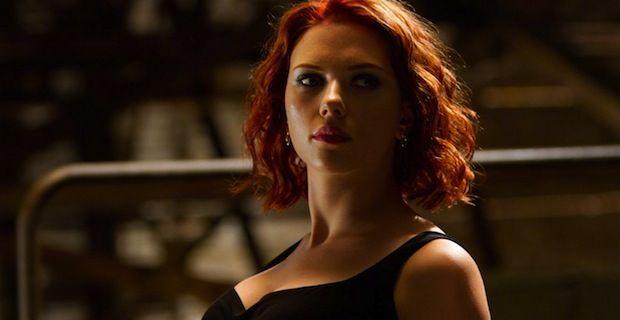 Scarlett Johansson Talks Avengers 2 Script