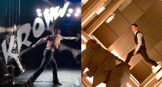 Scott Pilgrim vs. the World fight scene 7 Movies Shortlisted For 2011 VFX Oscar