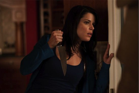 Scream 4 Neve Campbell Scream 4 Review