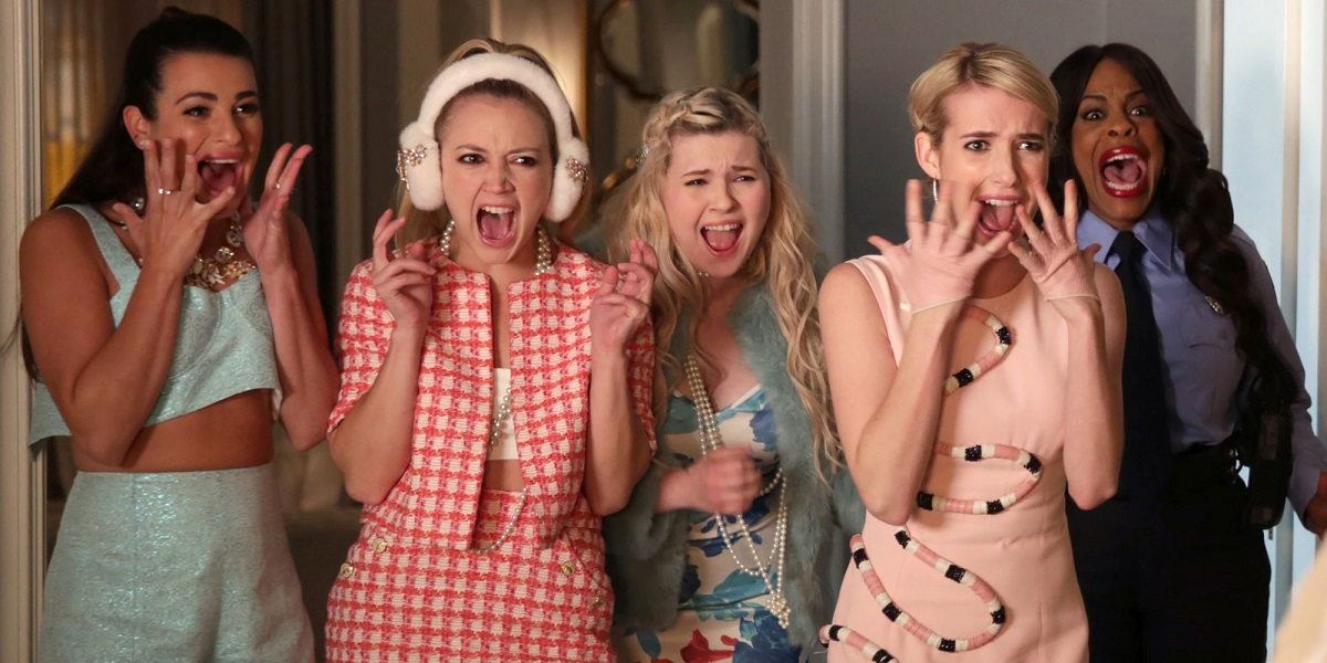 Scream Queens Season 2 Teaser Confirms Returning Cast And New Setting