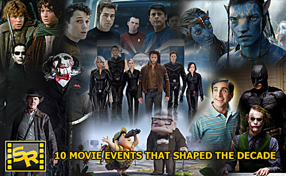 ScreenRant Header 10 Movie Events That Shaped the Decade (For Movie Fans)