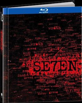 Se7en Blu ray box art DVD/Blu ray Breakdown: September 14th, 2010