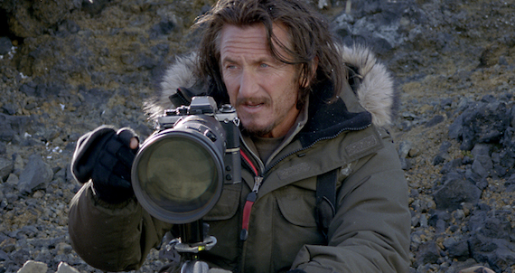 Sean Penn Secret Life of Walter Mitty The Secret Life of Walter Mitty Review