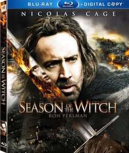 Season of the Witch DVD Blu ray DVD/Blu ray Breakdown: June 28, 2011