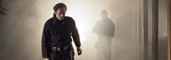 Sebastian Dunn in Arrow Trust But Verify Arrow Season 1, Episode 11 Review – A Question of Loyalty