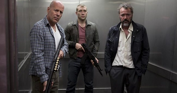 Sebastian Koch in A Good Day to Die Hard A Good Day to Die Hard Review