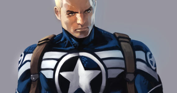 Secret Avengers Captain America Costume Marvel Comics Captain America: The Winter Soldier Directors Talk Politics, Widow & The Stealth Suit