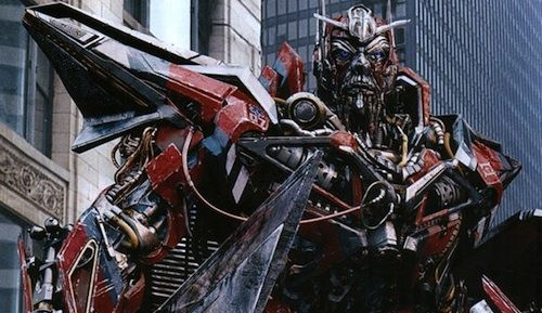 Sentinel Prime in Transformers Dark of the Moon Transformers 3 Characters: The Complete Guide