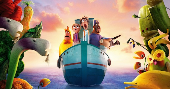 Sept 29 Box Office Cloudy 2 Weekend Box Office Wrap Up: September 29, 2013