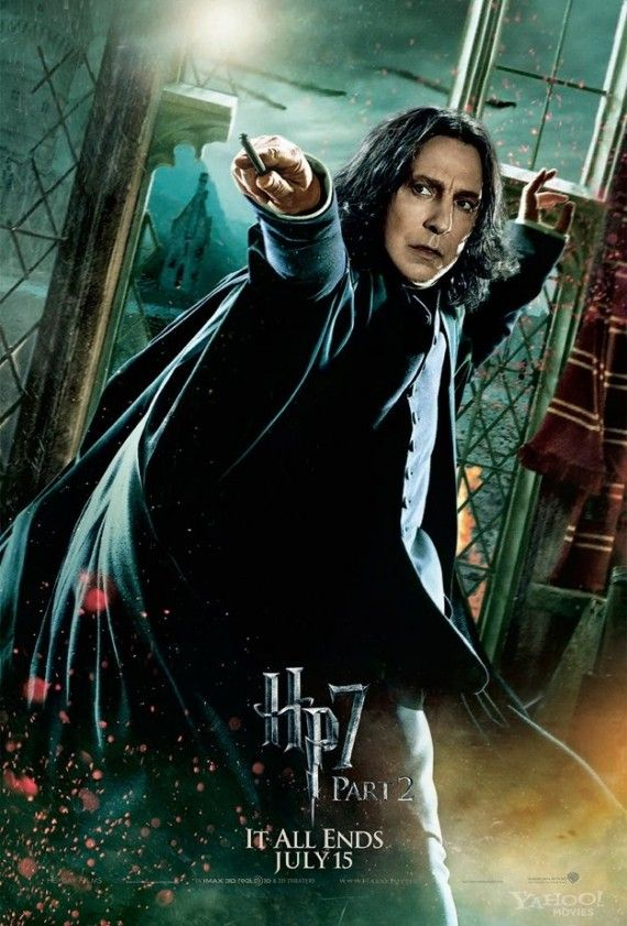 Severus Snape in Harry Potter and the Deathly Hallows Part 2 570x841 Severus Snape in Harry Potter and the Deathly Hallows Part 2