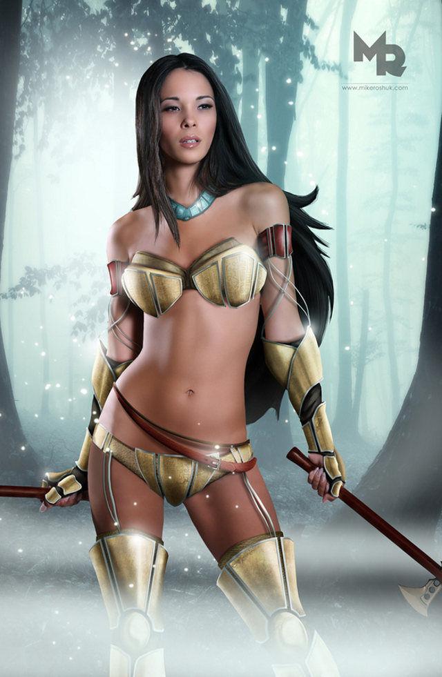 Sexy Pocahontas Sexy Pocahontas