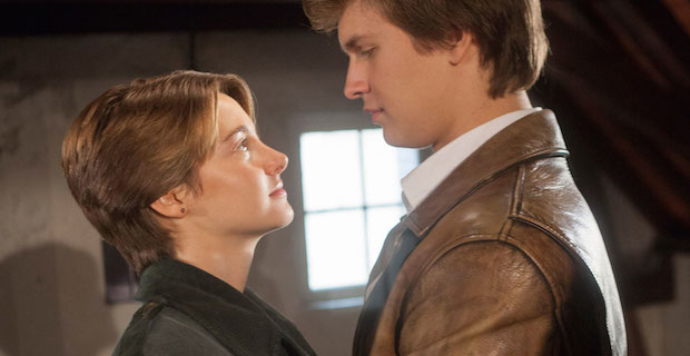 Shailene Woodley Ansel Elgort The Fault in Our Stars The Fault in Our Stars Review