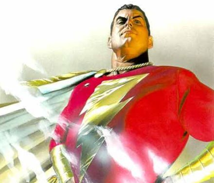 Shazam Header Shazam Writer Talks Latest Script Draft